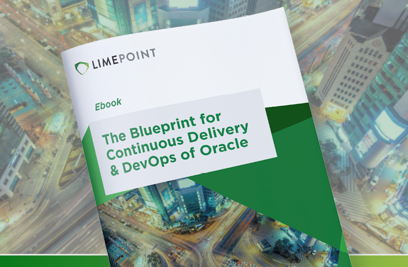 The Blueprint for Continuous Delivery & DevOps of Oracle