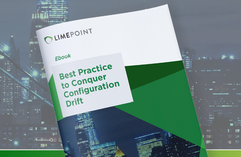 Best Practice to Conquer Configuration Drift