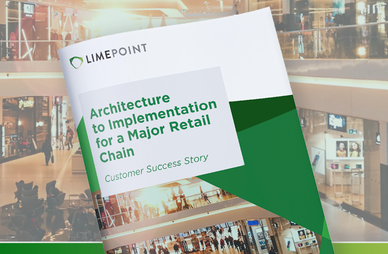 Architecture to Implementation for a Major Retail Chain