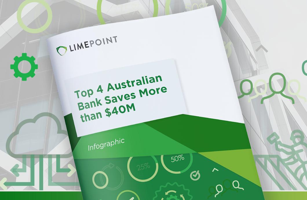 Top 4 Australian Bank Saves More than $40M