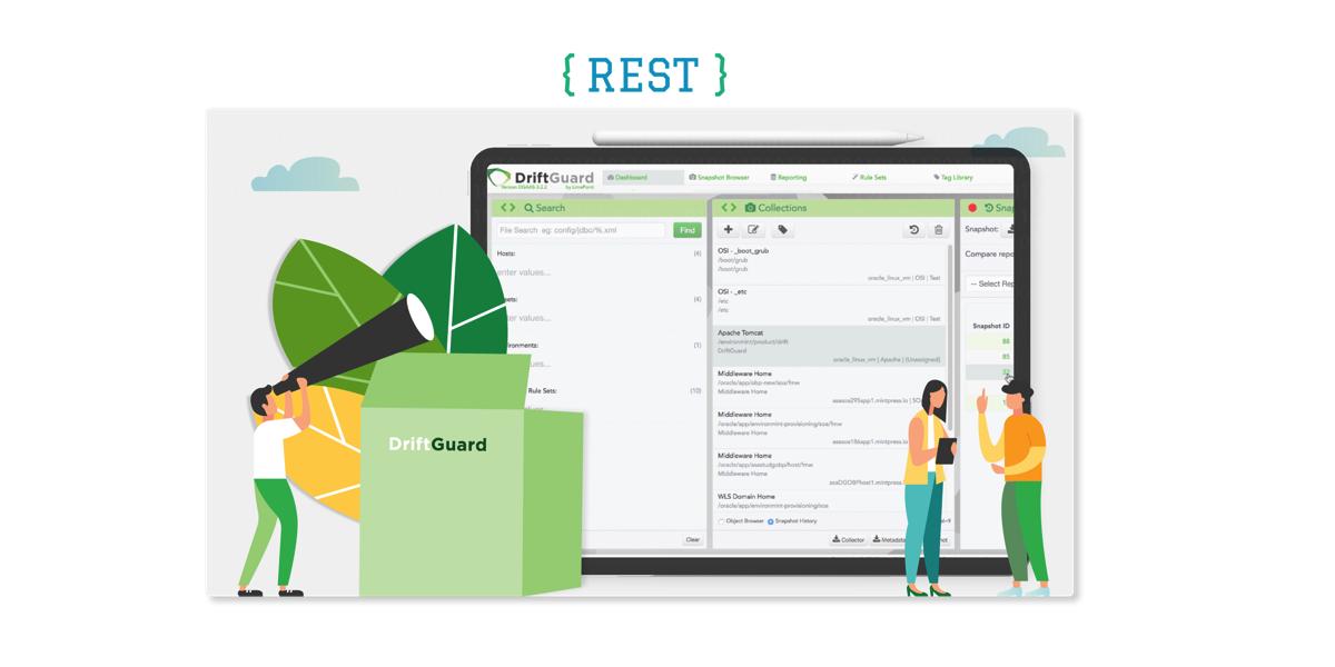 The DriftGuard REST API